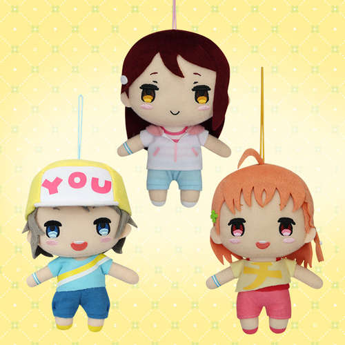 Love Live! Sunshine!! Mochi Petite Plush 2nd Years