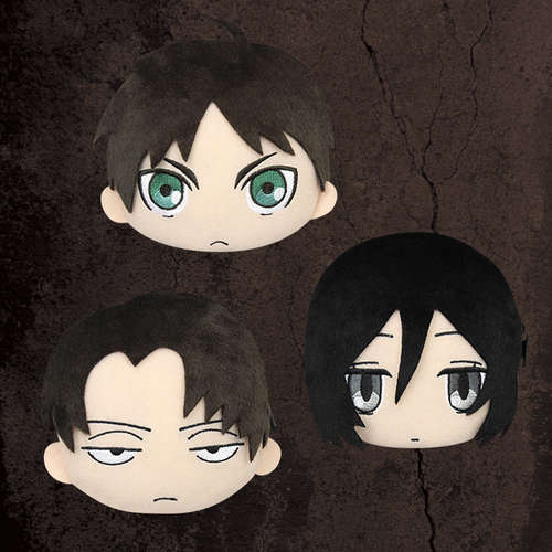 Attack on Titan Face Pouch