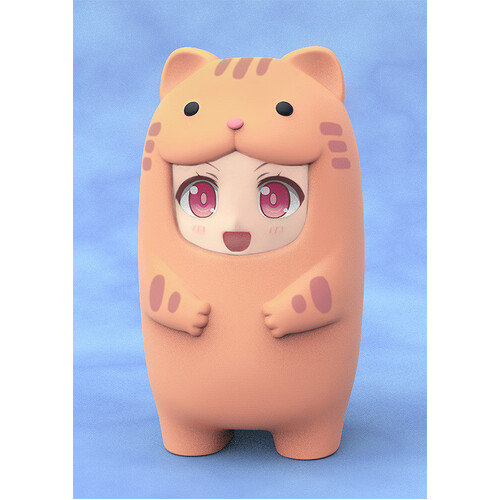 Nendoroid More: Tabby Cat Face Parts Case