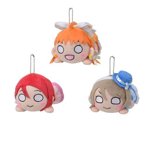 Nesoberi Plush Omoi Yo Hitsotsu ni Nare Second Years