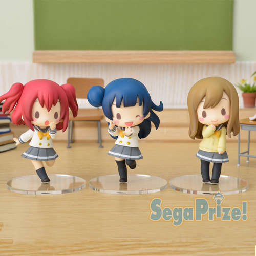 Love Live! Sunshine!! Figure First-year Chibi Figure ft. Sangatsuyouka