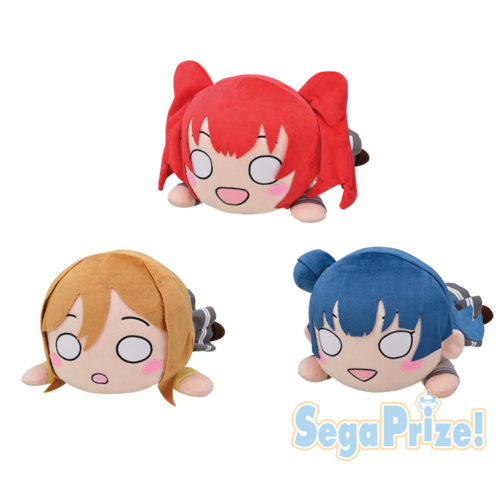 Jumbo Nesoberi Plush Love Live! Sunshine!! First Year Winter Uniform