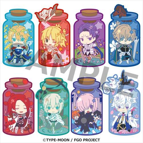 CharaToria Fate/Grand Order Vol. 5 [BLIND BOX]