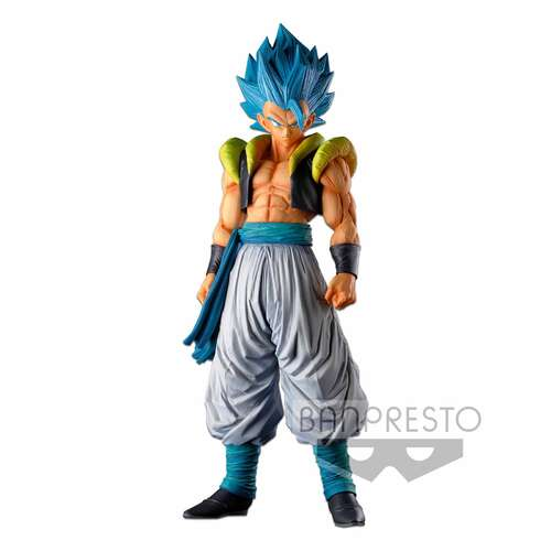 -PRE ORDER- DBS Super Master Stars Piece The Gogeta The Brush Super Saiyan Blue
