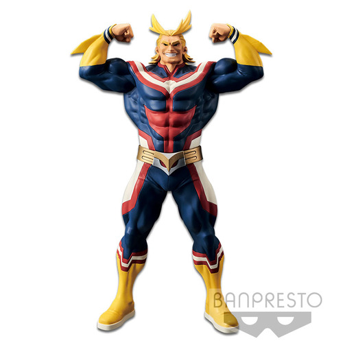 -PRE ORDER- My Hero Academia Grandista - All Might