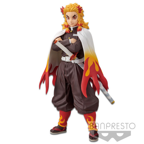 -PRE ORDER- Demon Slayer Figure Vol 10 - Kyojuro Rengoku [Re-Release]