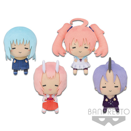 -PRE ORDER- That Time I Got Reincarnated As A Slime Plush