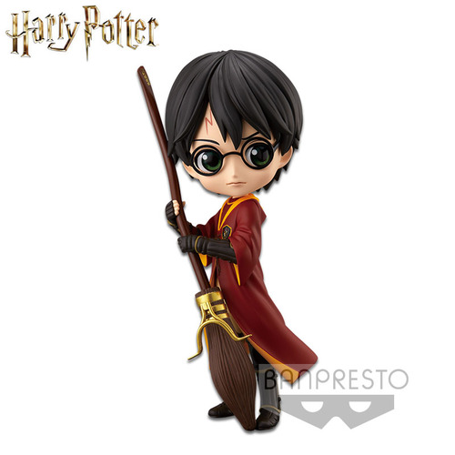 -PRE ORDER- Harry Potter Q Posket - Harry Potter Quidditch Style (Ver.A)