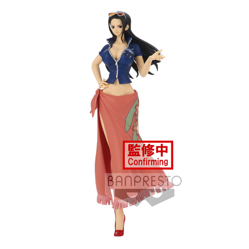 -PRE ORDER- One Piece Glitter&Glamours - Nico Robin (Ver.A)