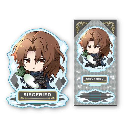 GyuGyutto Acrylic Figure Siegfried