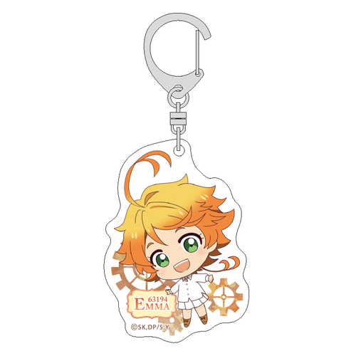 The Promised Neverland Acrylic Key Chain Emma