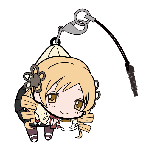 Pinched Strap Tomoe Mami School Uniform Ver.