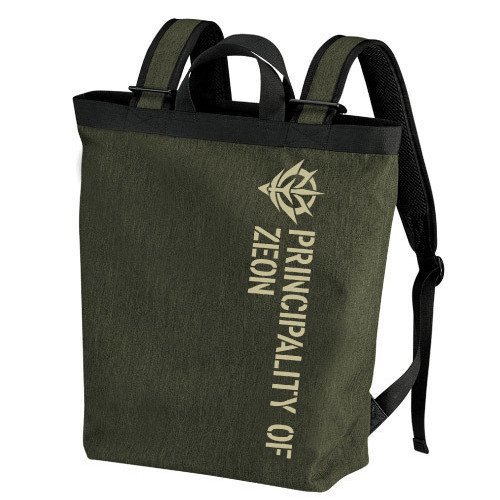 Principality of ZEON 2way Backpack OD