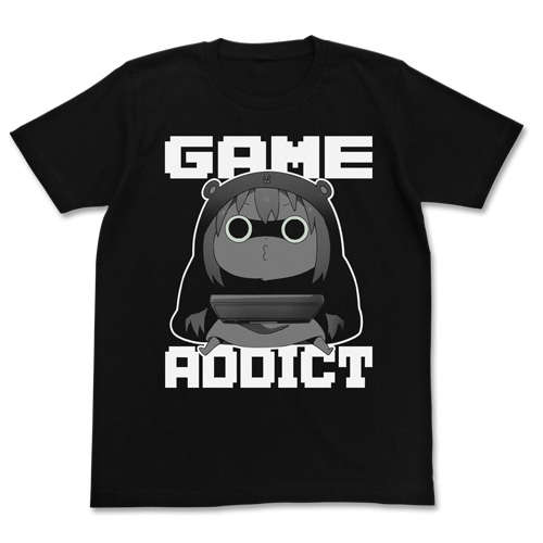 Game Addiction Umaru T-shirt