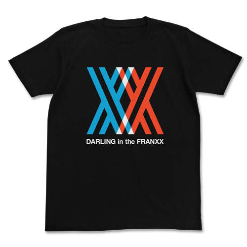 DARLING in the FRANXX T-shirt Black