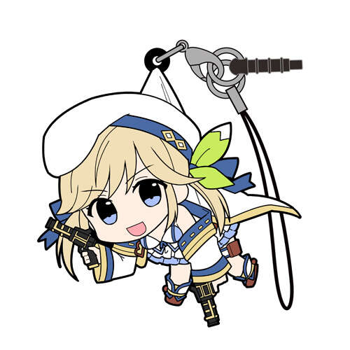 Pinched Strap Cucouroux