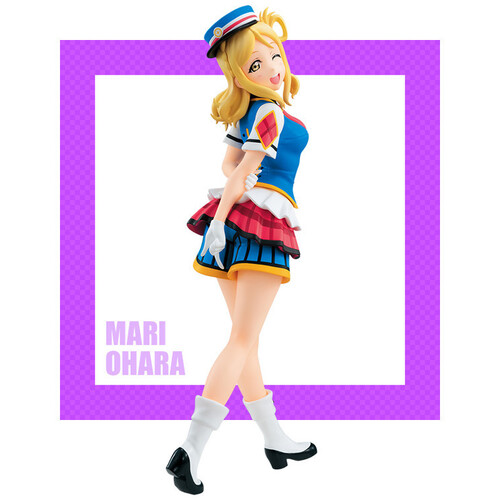 SSS Figure HAPPY PARTY TRAIN -Ohara Mari-