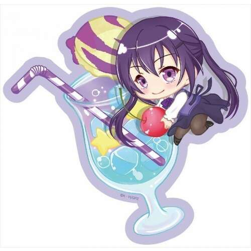 Pop-chara Sticker Rize