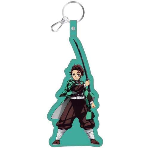 Demon Slayer PU Key Chain Kamado Tanjiro
