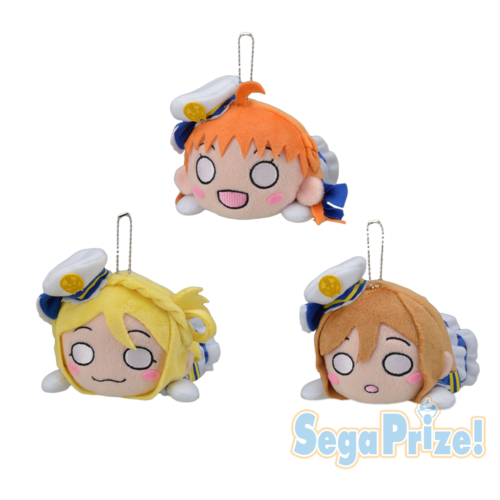 Love Live! Sunshine!! Nesoberi Plush Smile -Initial SR Ver.- (Awakened)