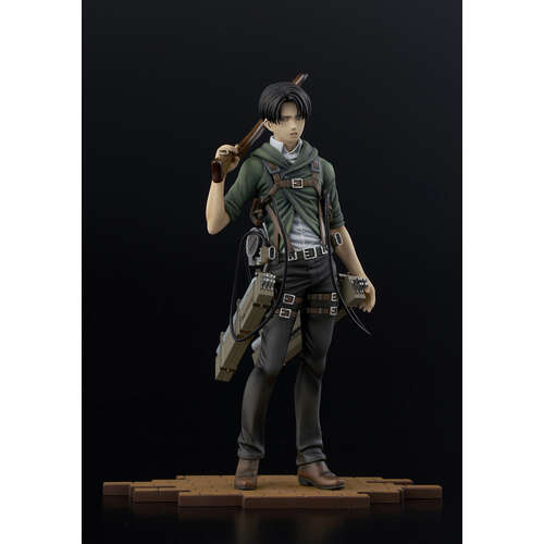 BRAVE-ACT Attack on Titan 1/8 Levi -Ver. 2A-