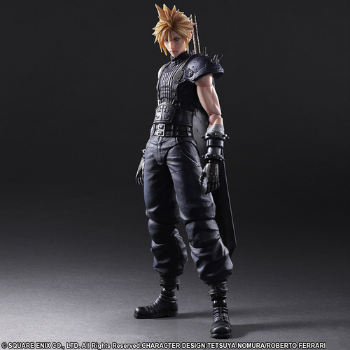 Play Arts Kai No.1 Cloud Strife