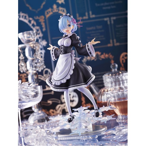 -PRE ORDER- Artist Masterpiece Rem Figure Winter Maid Image Ver